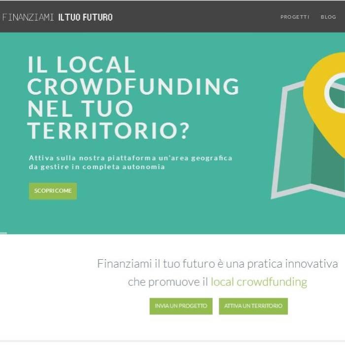 Finanziami il tuo futuro