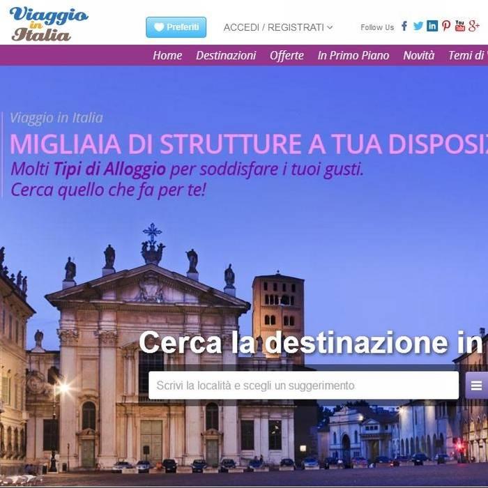 Viaggio in Italia programmmatore Laravel php